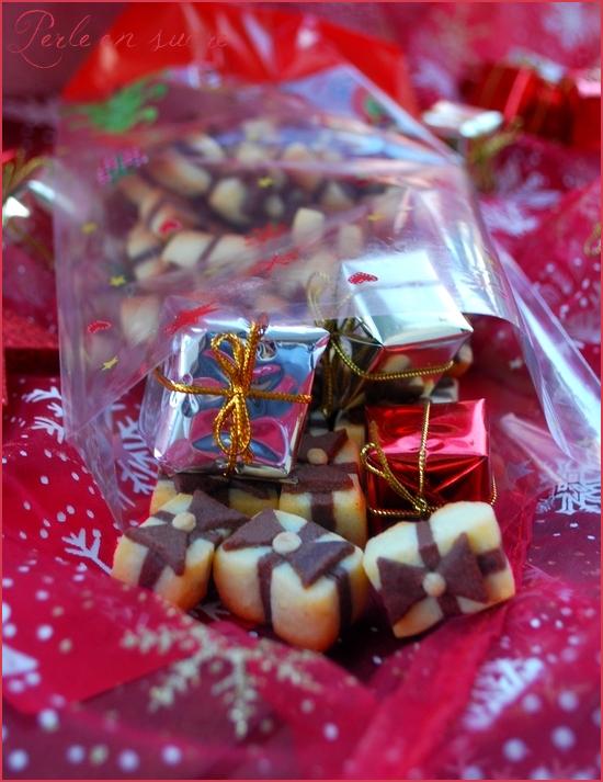 Petits sablés cadeaux