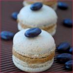 Macaron café noisette
