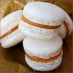 Macaron caramel beurre salé de Christophe Felder