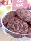 Cookie chocolat INDEX