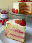 Layer cake fraise citron INDEX