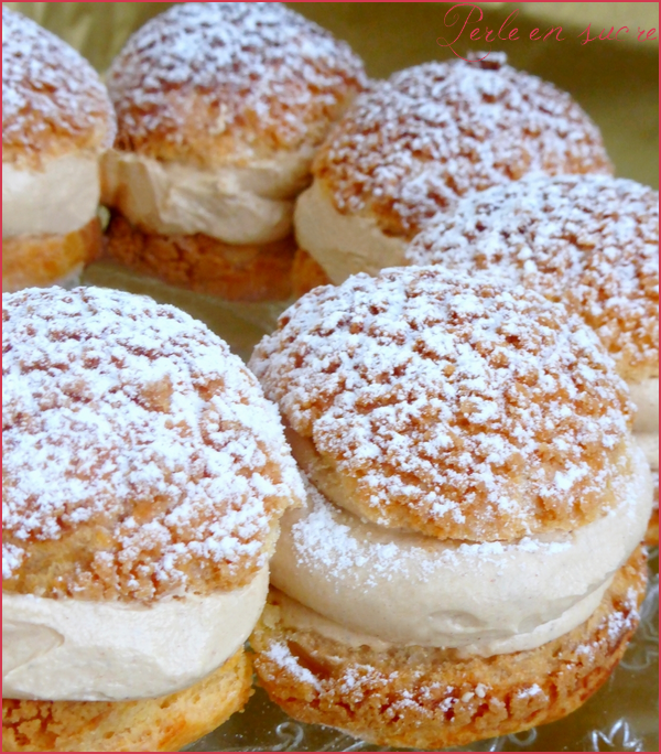 La Creme Au Beurre Facile: THE Paris-Brest Version Philippe Conticini