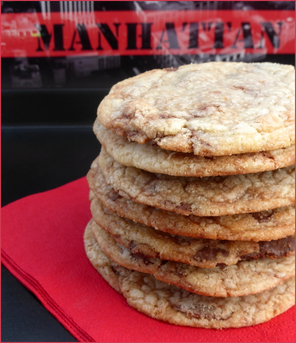 Cookies façon Laura Todd