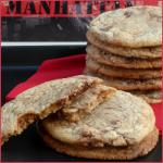 Cookies façon Laura Todd (ou la recette du parfait cookie)