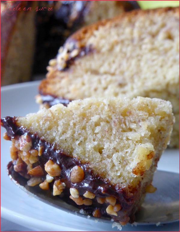 Gâteau aux bananes (banana bread)