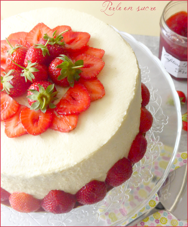 decoration gateau fraise ah85 jornalagora