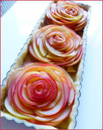 Tarte bouquet etp11