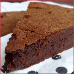 Gâteau au chocolat Suzy de Pierre Hermé