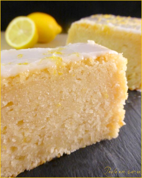 Cake citron vegan (sans oeufs, sans lait, sans beurre)