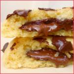 Cookies au cœur fondant vegan (sans lait, sans oeufs, sans beurre)